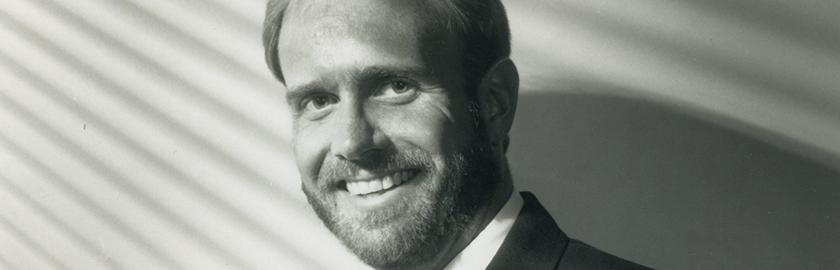 1991 photo of James Walker