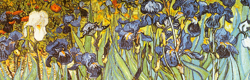 painting by Vincent Van Gogh