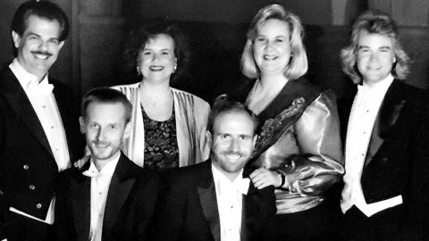 photo of Thomas Burns, Timothy Howard, Leslie Inman, James Walker, Sara Camp, Michael Horton