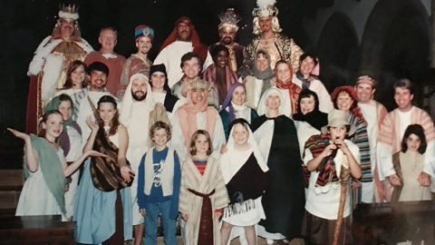 photo of Cast of Amahl and the Night Visitors, 1998