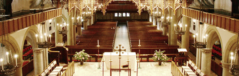 photo of All Saints Church, Pasadena, California