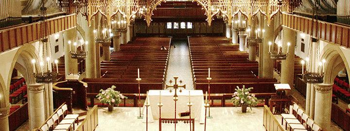 Associate Organist-Choirmaster Search Begins