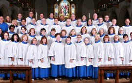 Canterbury Choir 1991–1992