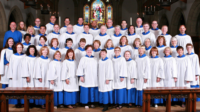 Canterbury Choir 2001–2002