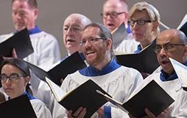 Coventry Choir 2016–2017