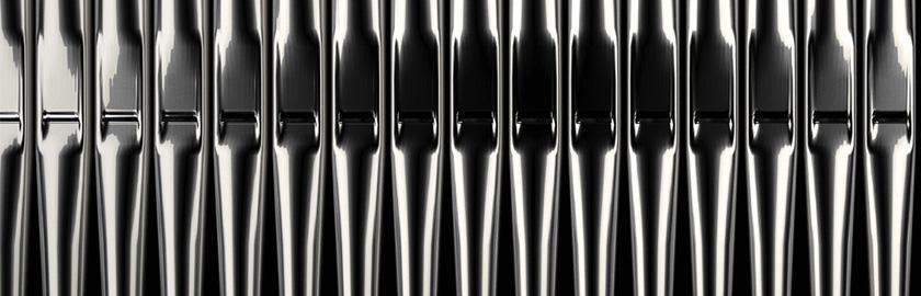 photo of organ pipes