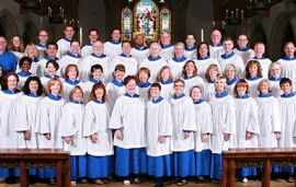 Canterbury Choir 2005–2006
