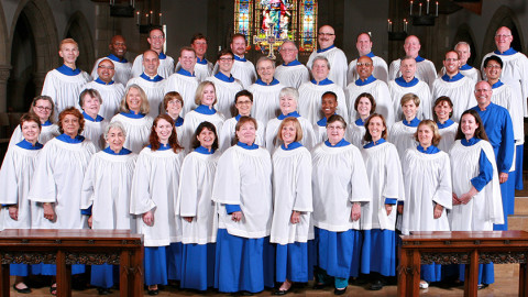 photo of Coventry Choir 2010