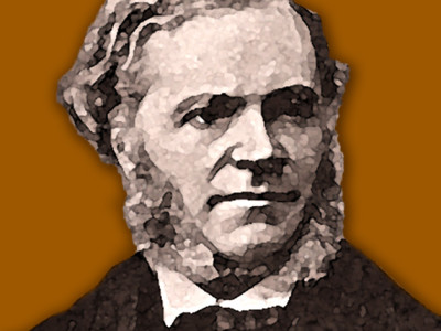 illustration of Cesar Franck