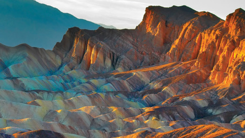 photography from Death Valley