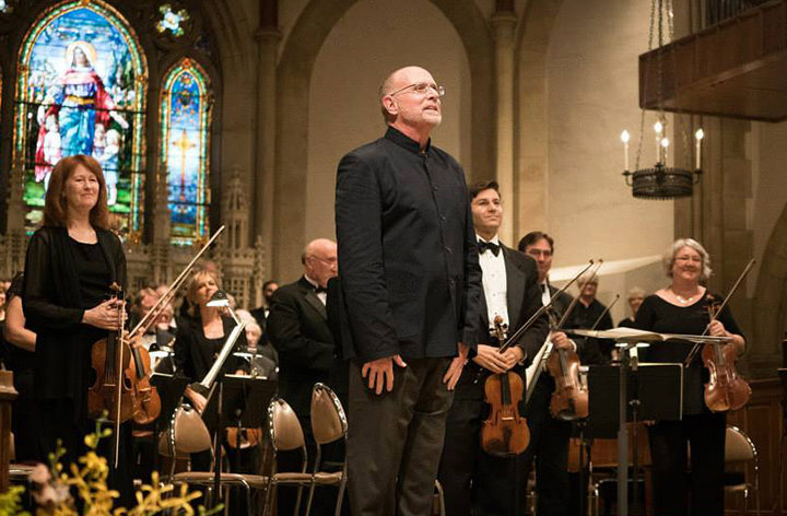 Los Angeles Bach Festival 2014: Photos