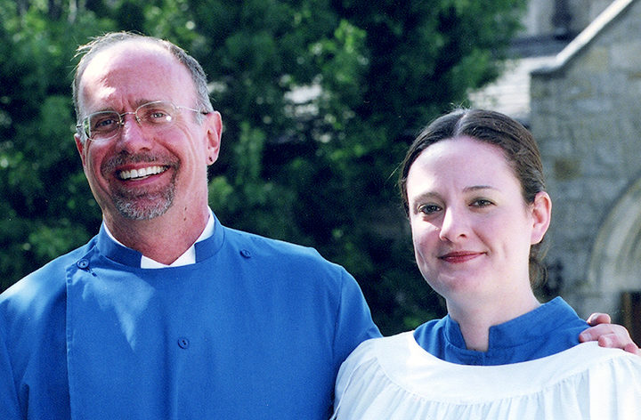 Elizabeth Lenti starts as Associate Organist-Choirmaster