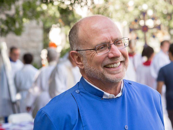 James Walker Culminates 34 Years at All Saints Church