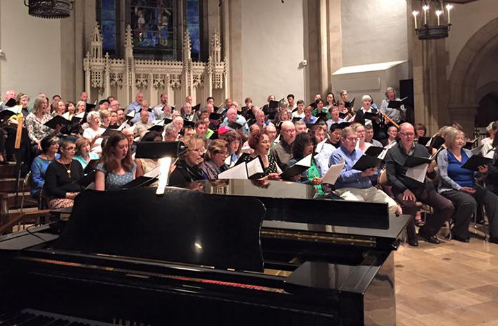 Creating a Traditional Episcopal Evensong for Choral Directors