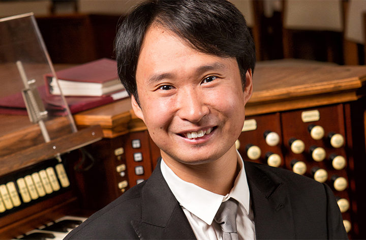 Weicheng Zhao in National Organ Finals