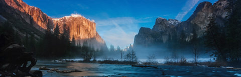 photo of Yosemite Valley