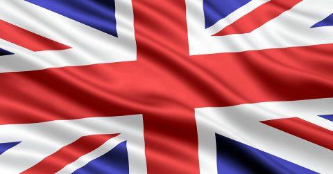 photo of British flag