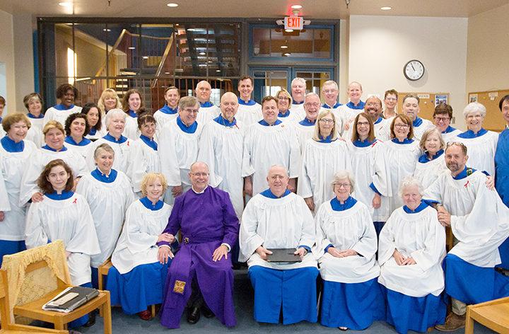 Final Sunday with Canterbury Choir: Photos