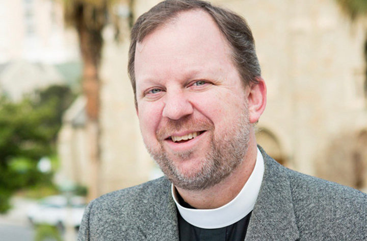 Mike Kinman begins as All Saints' 10th rector