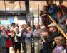 photo of James Walker Choir Room dedication